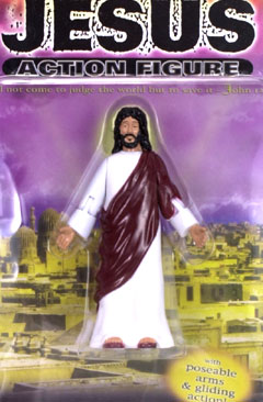 Jesus Action Figure