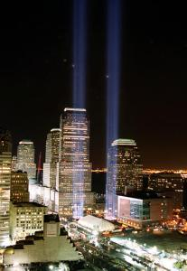 the wtc light memorial